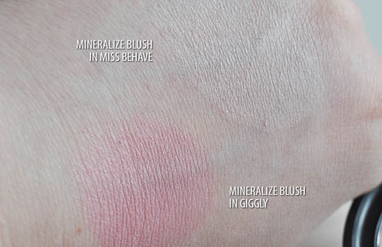 busher swatches