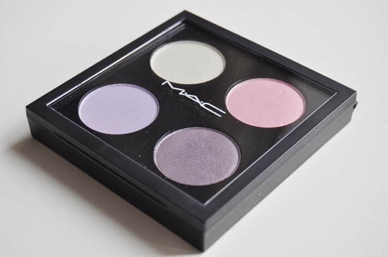 mac cutie eye shadow quad