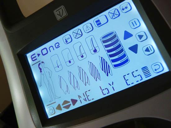 e>one display