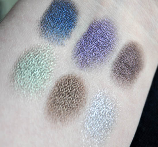 l'oreal colour infallible swatches