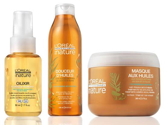 Nature Series Olive Oil Shampoo