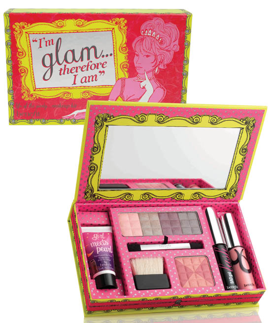 benefit I'm GLAM therefore I am palette