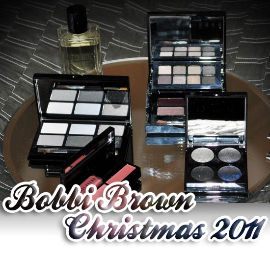 bobbi brown Christmas 2011 collection
