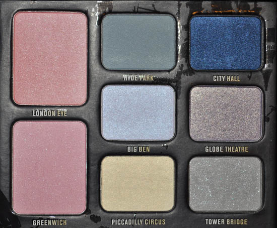 catrice big city palette london shades