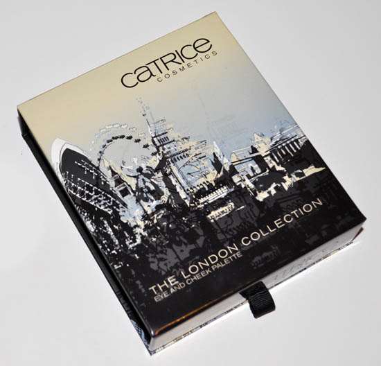 catrice london palette