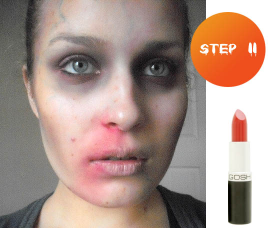 zombie how to step 11