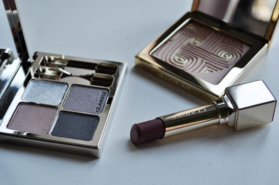 Clarins passion collection 2011