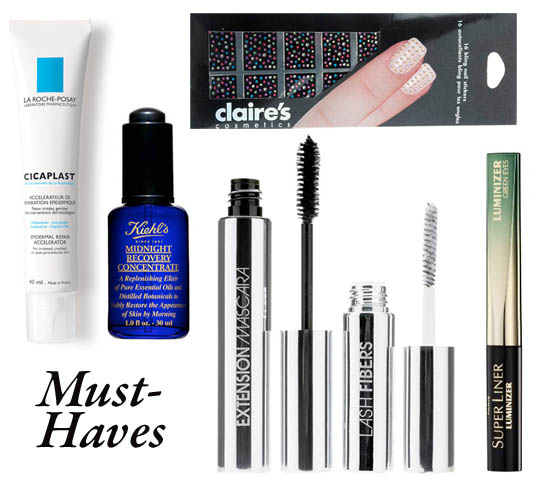 lynnie's current must haves