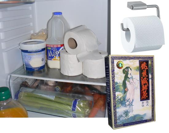 fridge horror