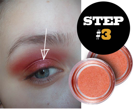 sunset eyes tutorial step 3