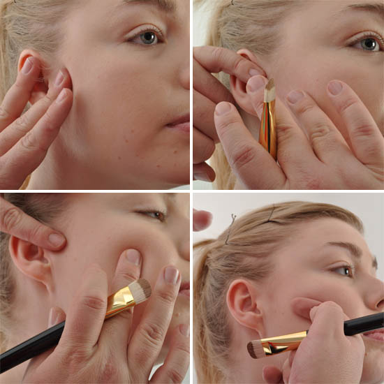 contouring tutorial step 2