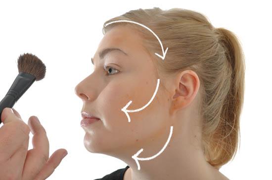 contour step 7