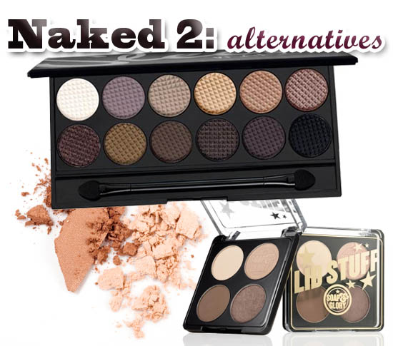 two budget alternatives to naked palette 2