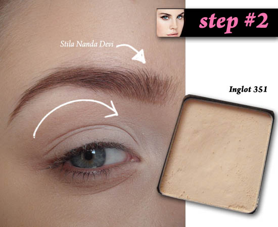 lana del rey tutorial step 2