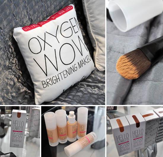 oxygen wow foundation