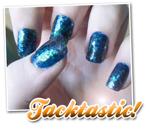 tacky nails!