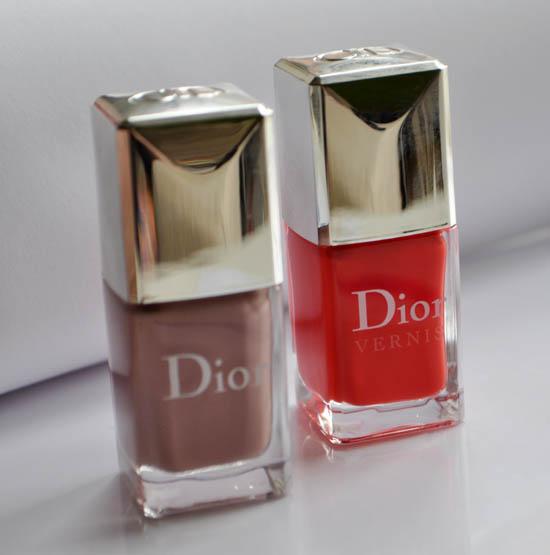 dior addict nail shades