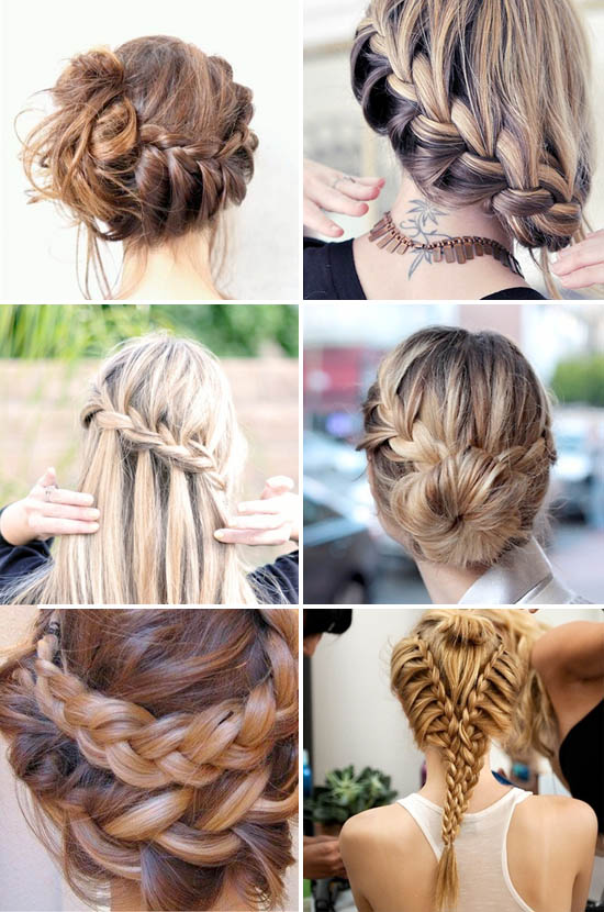 hunger games inspired braids
