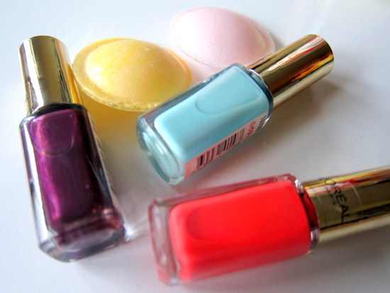 L'Oreal Miss Candy Collection Nail Polish