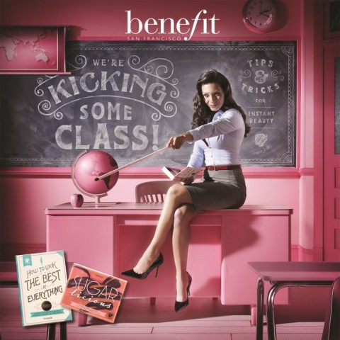 Benefit Instant Beauty kits