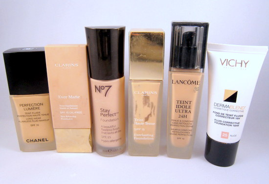 Six best foundations for oily skin from lancome chanel - Best kind of foundation pict ...