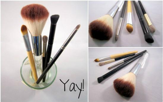 best make up brushes
