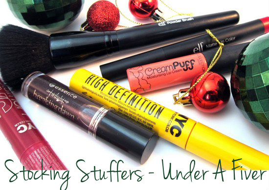 Stocking Stuffers Under A Fiver