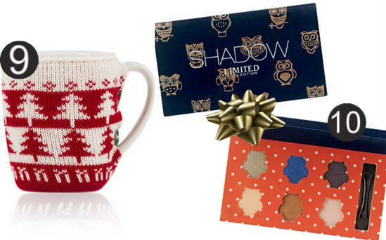 christmas gift guide under a tenner