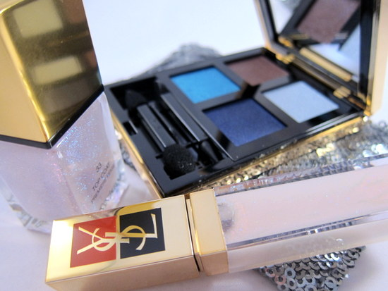 YSL Holiday Collection 2012