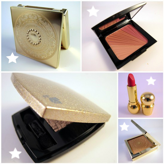 top picks christmas makeup 2012