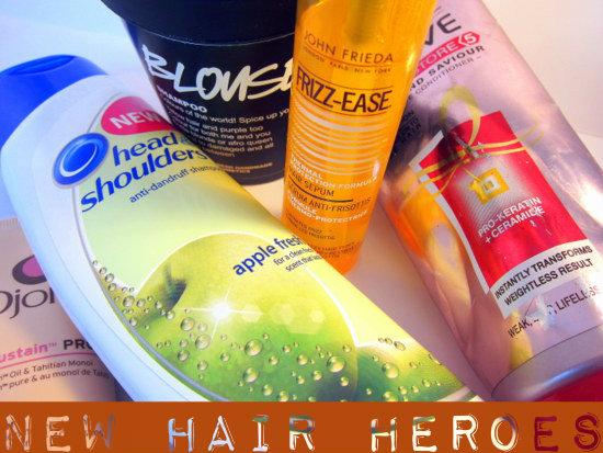 New hair heroes