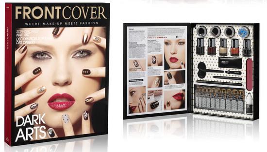 Frontcover Dark Arts Nail Kit