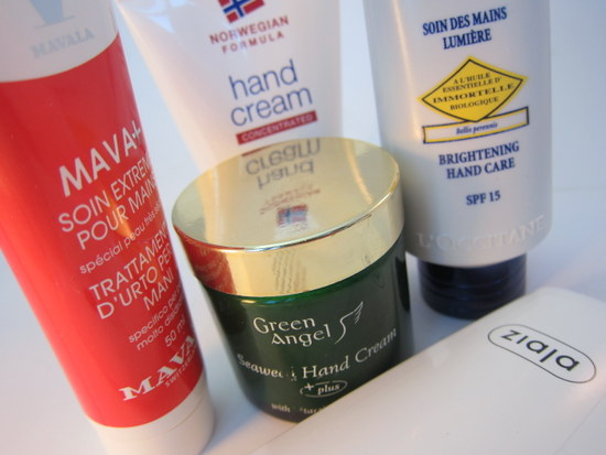 Five Hand Creams For Every Budget, From L'Occitane, Green Angel, Neutrogena, Mavala and Ziaja