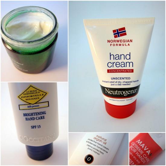 Top Hand Creams