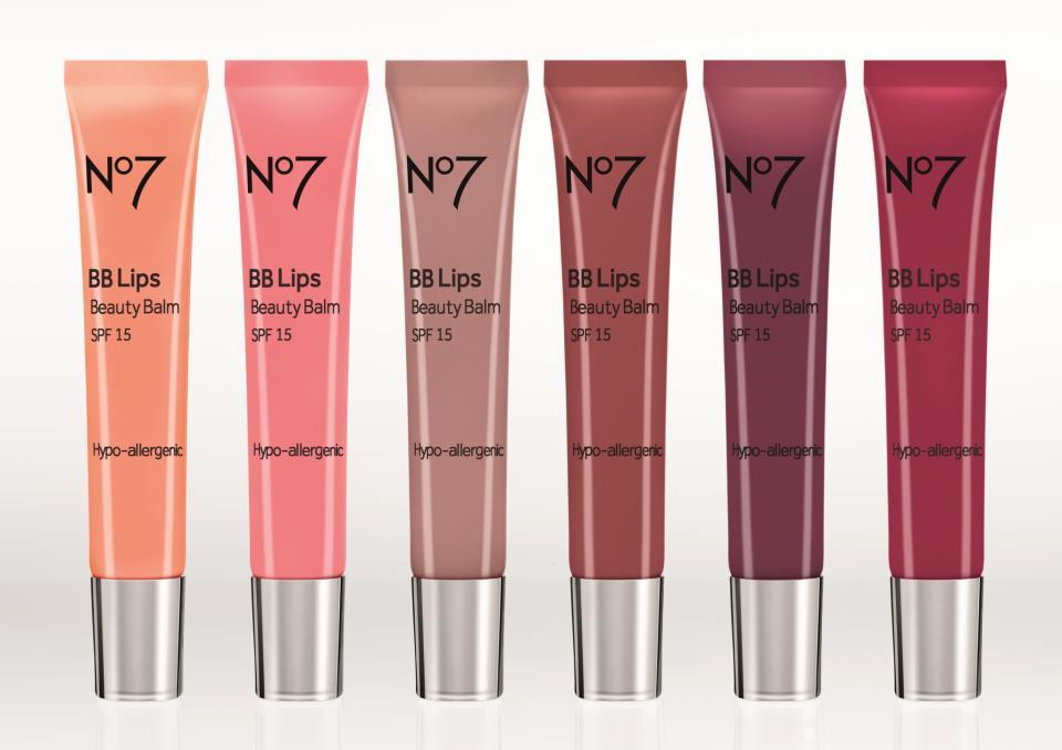 no7 BB Lips range