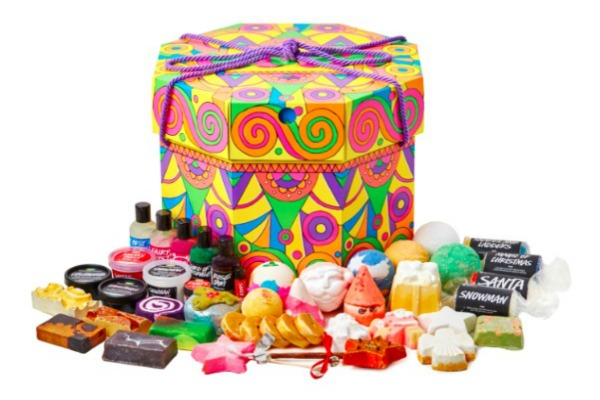 Gift Set Time Lush Have Gone All Out For Christmas This