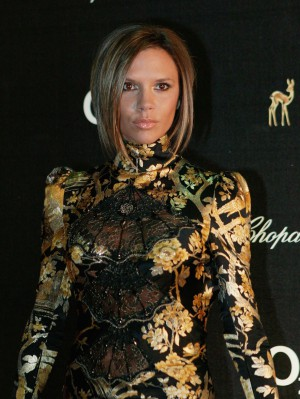 STUTTGART, GERMANY - NOVEMBER 30: Victoria Beckham attends the 58th annual Bambi Awards at the Merceds-Benz Museum on November 30, 2006 in Stuttgart, Germany. Bambi is Germany's biggest and most important award show of the year. (Photo by Ralph Orlowski/Getty Images)