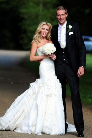 Top 20 celebrity wedding dresses of all time for Giles deacon wedding dresses