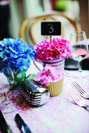 Table Decorations For Weddings On A Budget