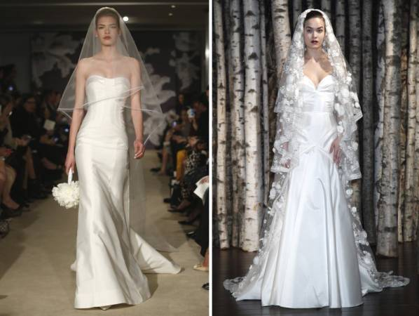 bridal trends for spring 2015 from new york bridal week confetti ie