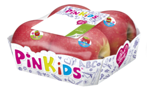 PinKids - child-sized Pink Lady apples