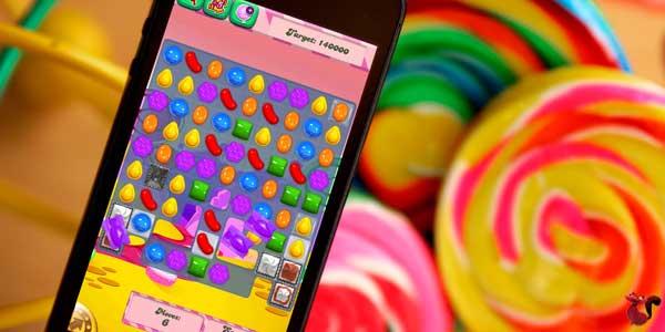 Candy crush 600