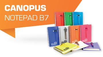 Canopus Notepad B7