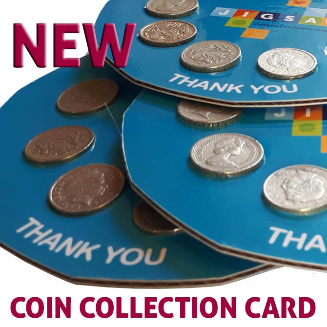 Coin Collection Card