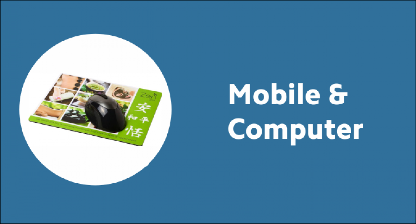 Mobile and Computer