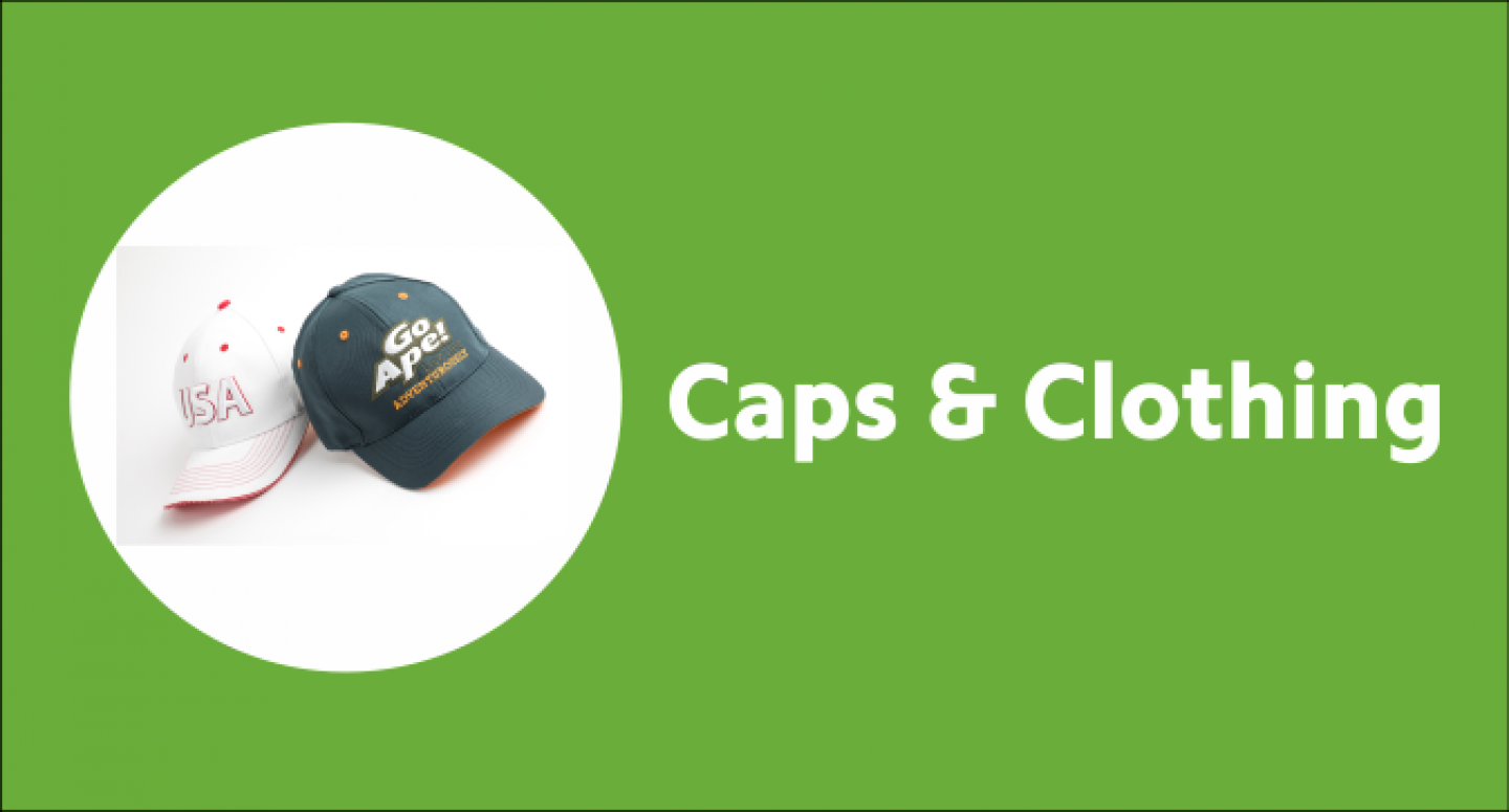 Caps and Clothing