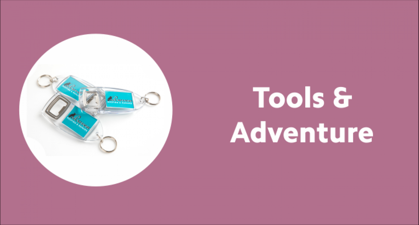 Tools and Adventure