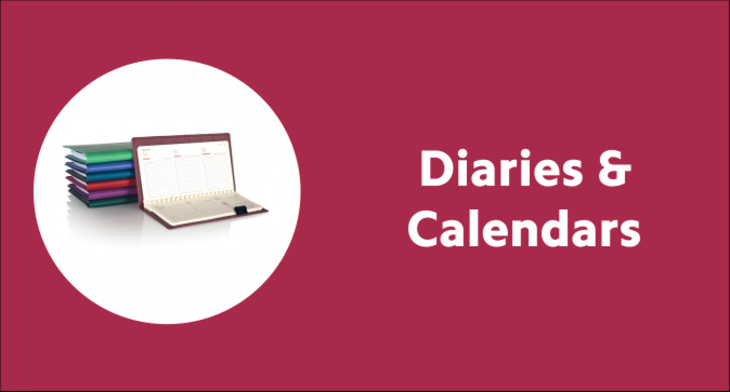 Diaries and Calendars