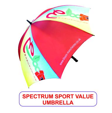 Spectrum Sports Value Golf Umbrella