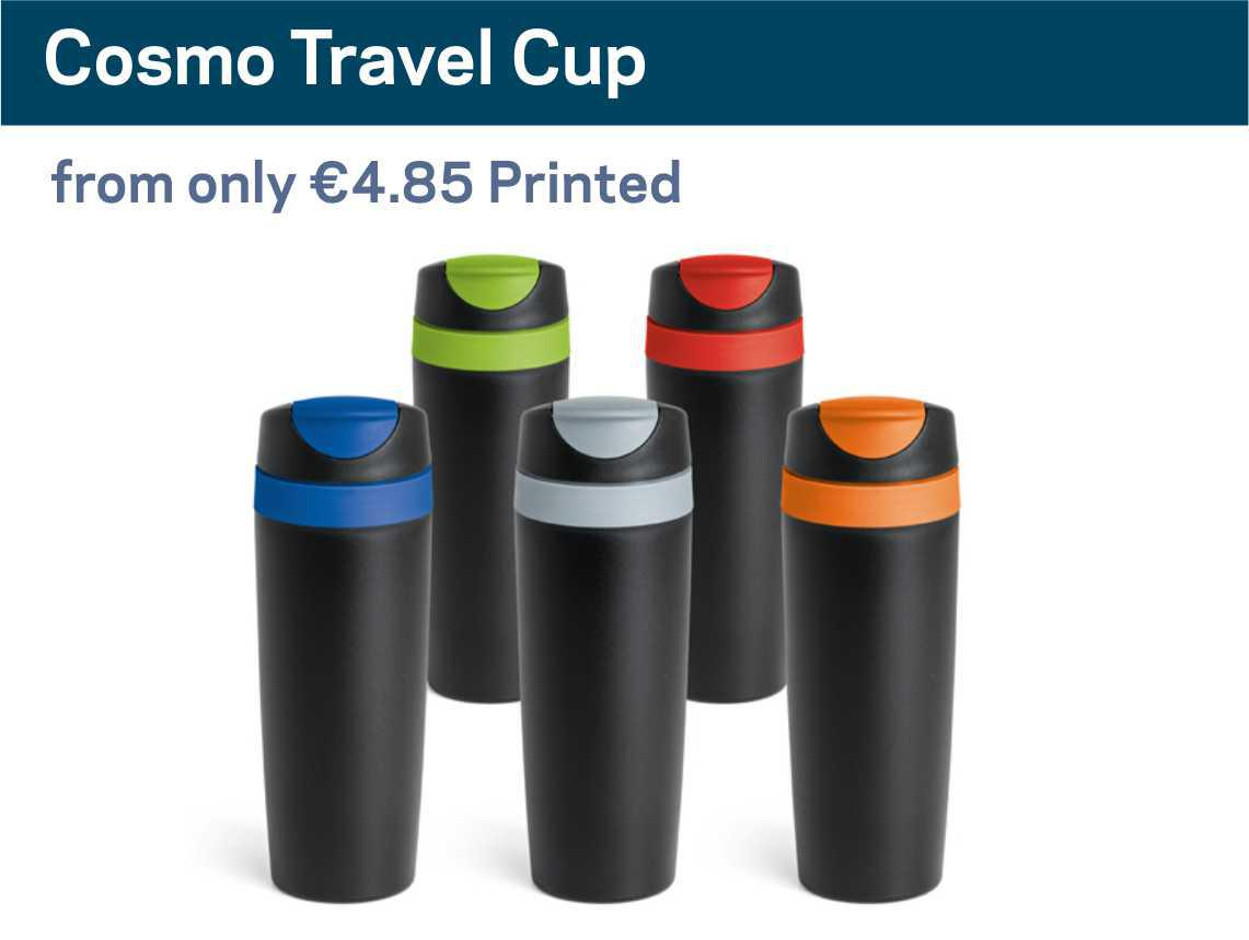 Cosmo Travel Cup